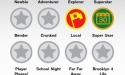 Foursquare: badges