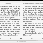 Kindle App - eBook (iPad)