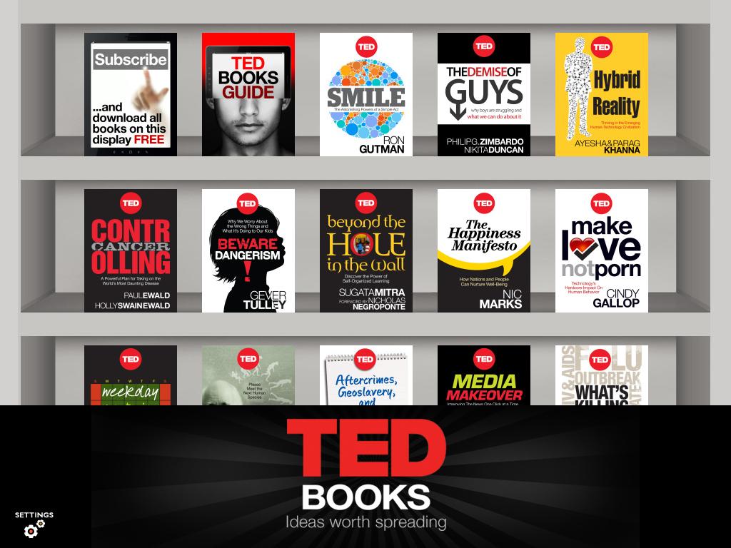 Ted blackboard learn