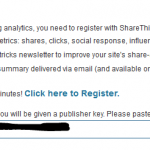WordPress Plugin: ShareThis