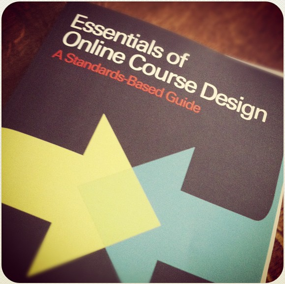Essentials of Online Course Design