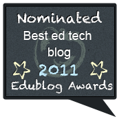 EduBlogs Best Ed Tech / Resource Sharing Blog 2011