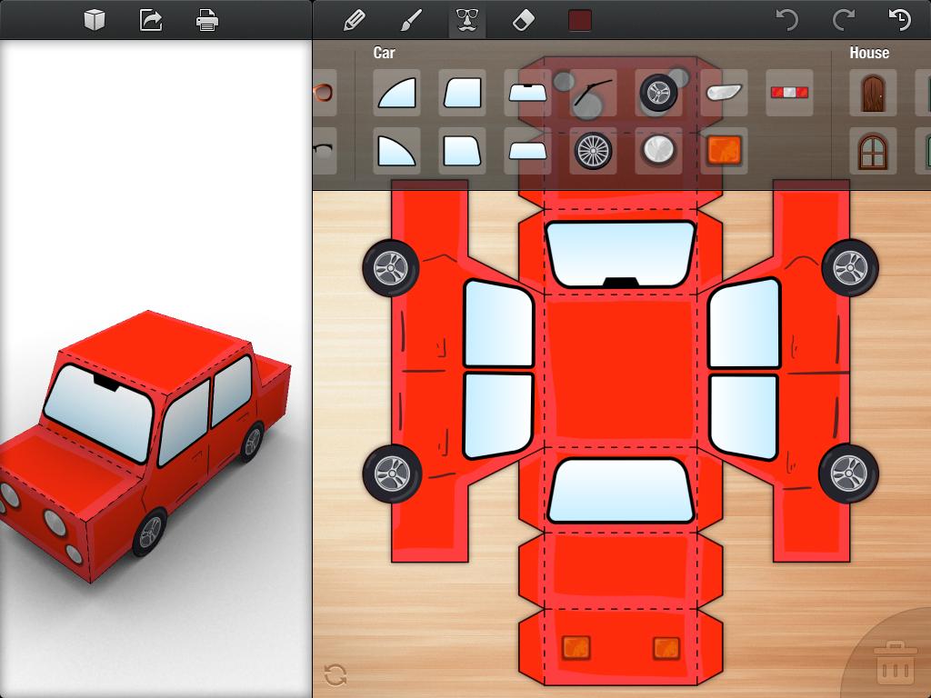 Foldify App - Add Details