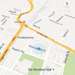 Google Maps App - 3D Location
