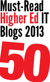 50 Must-Read Higher Education Technology Blogs