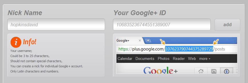 gplus.to - Google+