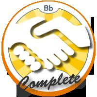 Open Badges - eModerator Complete
