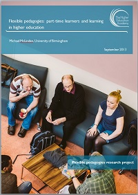Flexible pedagogies: part-time learners and learning in higher education