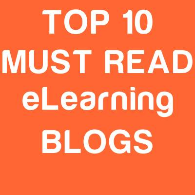 Top 10 Must Read eLearning Blogs