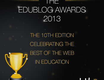 The 10th Annual Edublog Awards Are Here! #eddies13