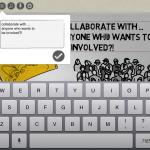 VideoScribe App - text input