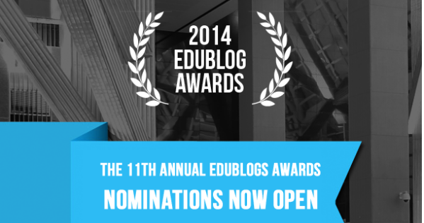 Edublog Awards 2014 #eddies14