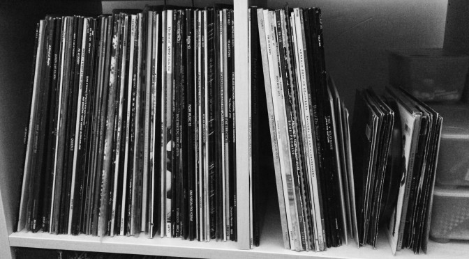 Vinyl LP Collection