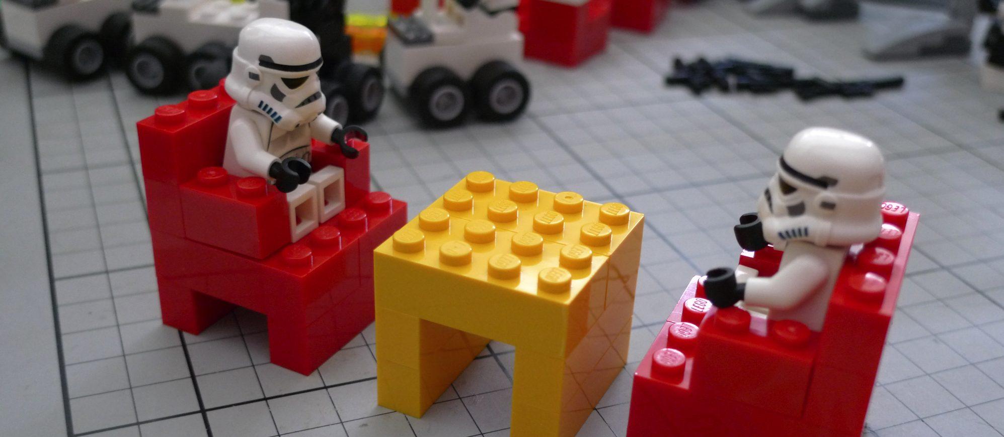 Lego Conversations