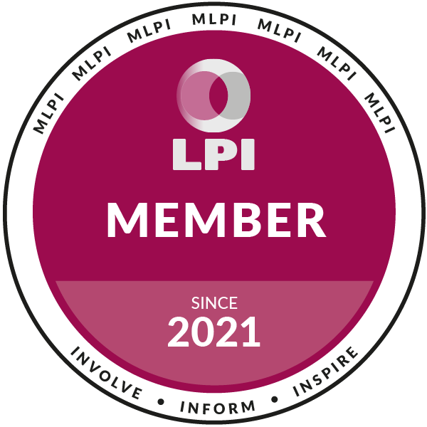 Member of the Learning and Performance Institute (MLPI)